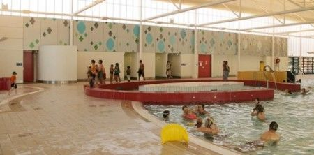 Guinea Gap Leisure Pool